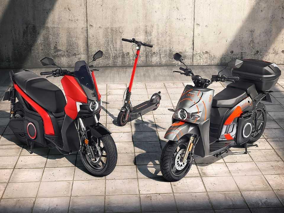 SEAT MÓ eScooter 125 e o SEAT MÓ eKickScooter 65