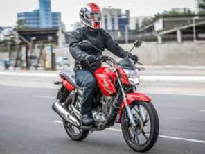 Honda CG 160 foi a moto que menos desvalorizou em 2020