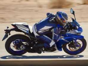 Yamaha também já pensa em esportiva 250 de quatro cilindros