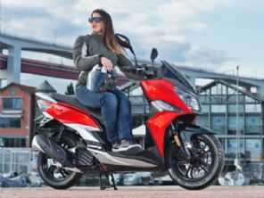 Dafra deve lançar dois novos scooters no Brasil ainda em 2020