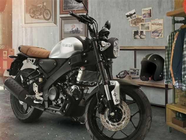 Yamaha lança nova moto retrô mais barata