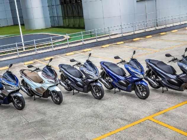PCX ou NMax: qual é o scooter mais vendido do Brasil em 2020?
