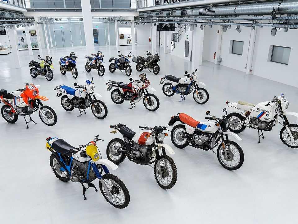 Família de sucesso, BMW Motorrad celebra os 40 anos da gama GS