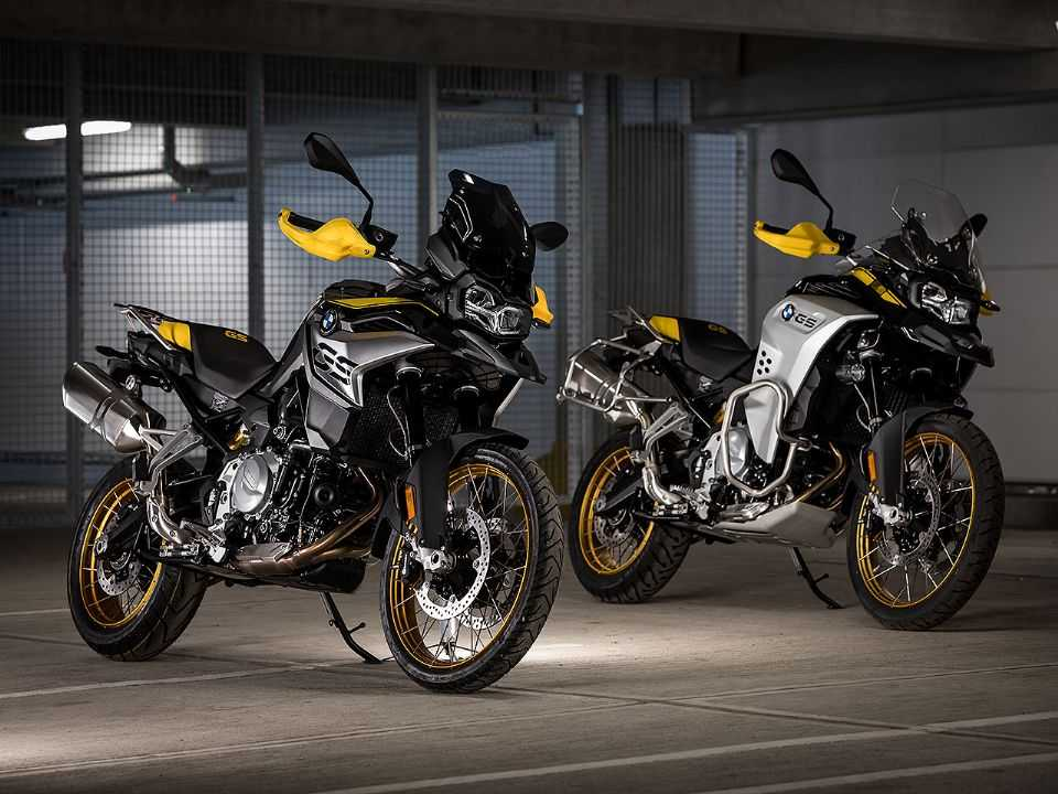 BMW F 850 GS e BMW F 850 GS Adventure Edition 40 Years GS
