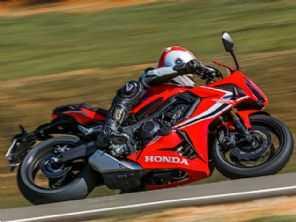 Fraternidade esportiva: as novas Honda CB 650R e CBR 650R