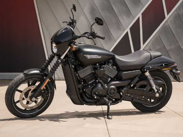Harley de entrada na Índia é 750 e custa R$ 33 mil