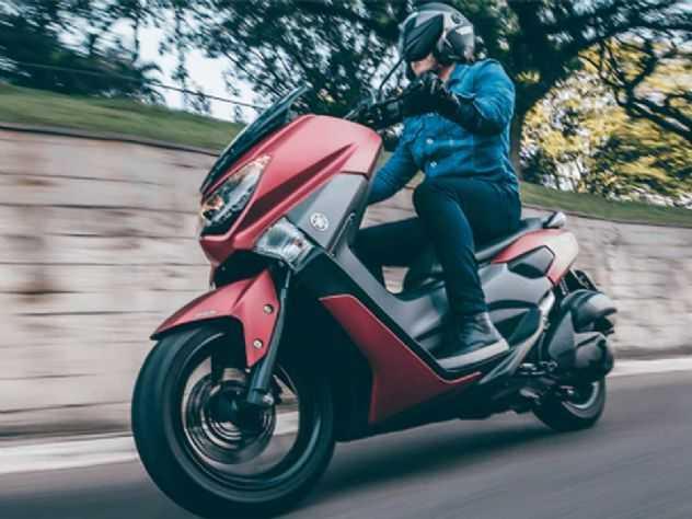 NMax se aproxima do PCX entre os scooters mais vendidos de julho