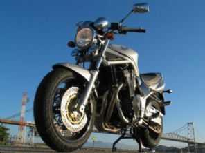A usada da vez: Suzuki Bandit 1200