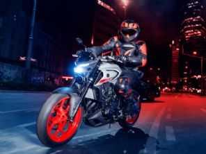 Yamaha MT-03 liderou as vendas entre as nakeds