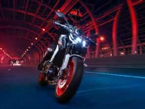 Yamaha MT-09 ganhará motor maior e mais potente