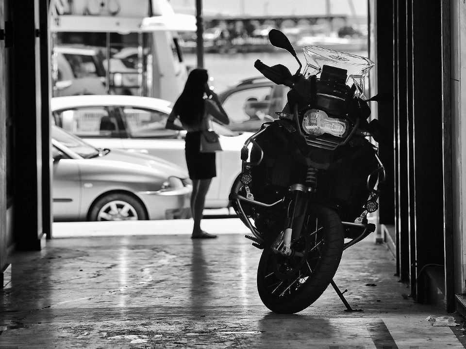 Com seguro específico, sua motocicleta fica sempre protegida