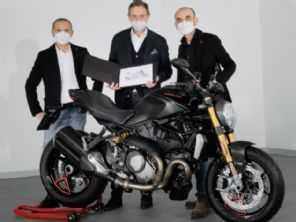Ducati Monster chega a 350 mil unidades vendidas