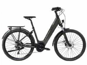 Conheça a eC01 Crossover, a bicicleta da Peugeot de R$ 21 mil