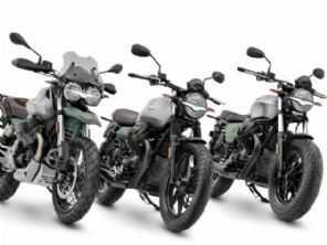 Moto Guzzi celebra centenário com séries especiais