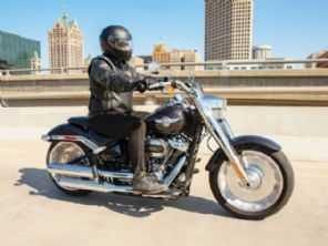 Harley mostra as novas Street Bob, Fat Boy e CVO nos EUA
