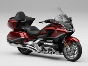 Honda apresenta a nova Gold Wing 2021