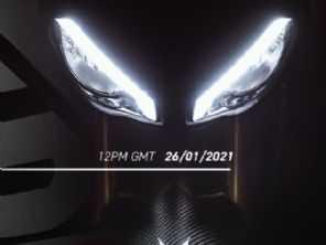 Nova Triumph Speed Triple 1200 chegará ainda em janeiro