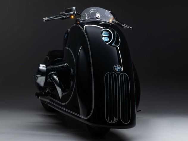 BMW mostra R 18 inspirada em um passado distante