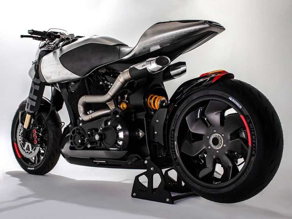 Arch Motorcycles Method 143