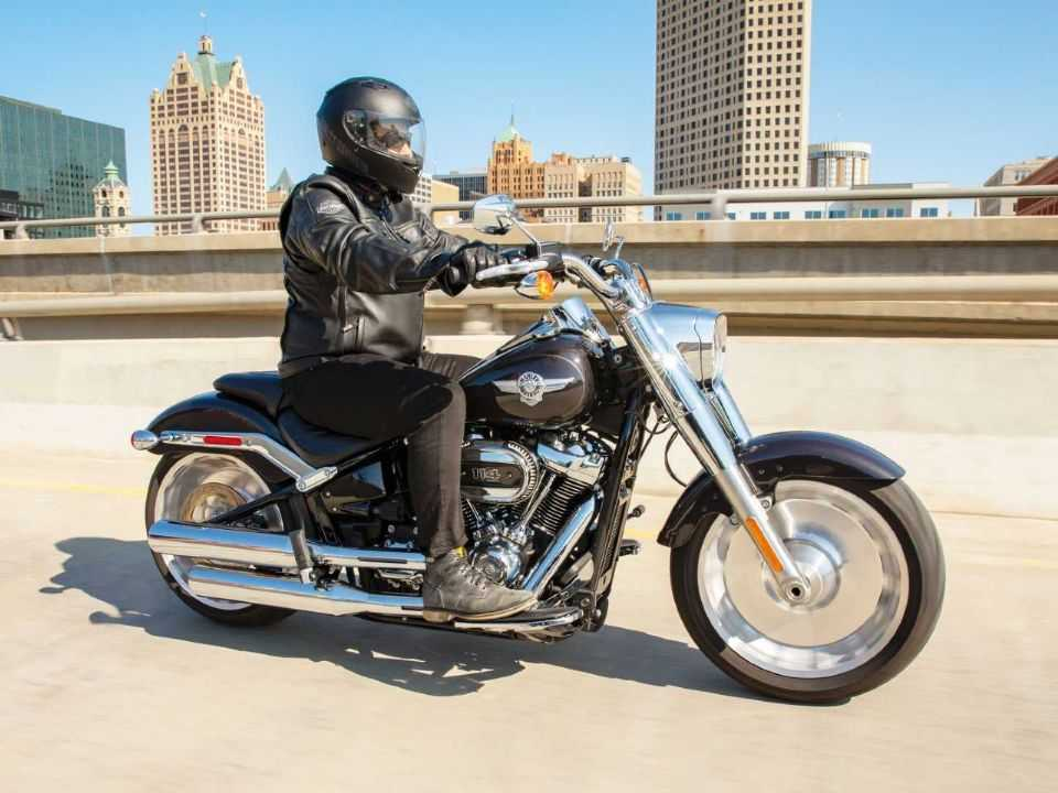 Harley-Davidson Fat Boy 2021