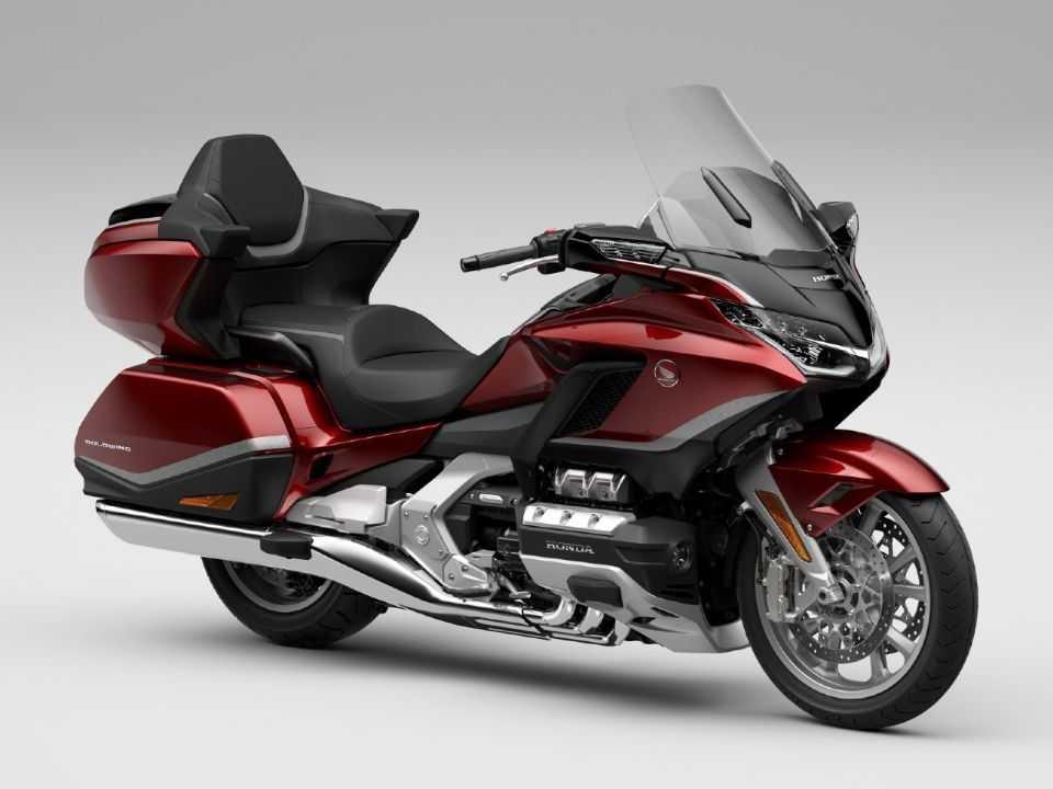 Honda GL 1800 Gold Wing 2021