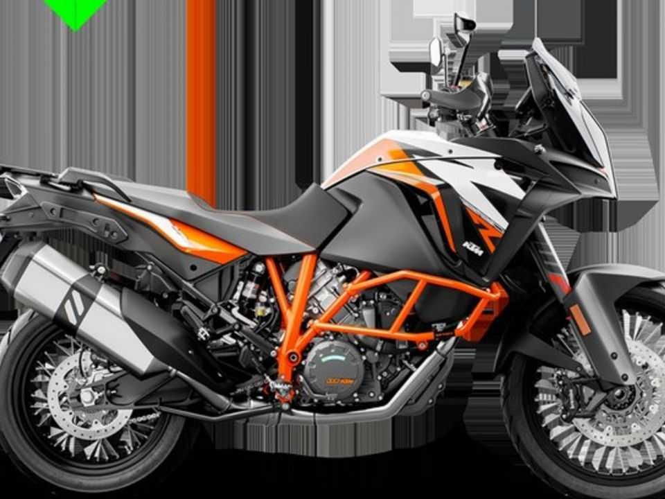 Imagem da KTM 1290 Super Adventure apareceu por engano no site da marca