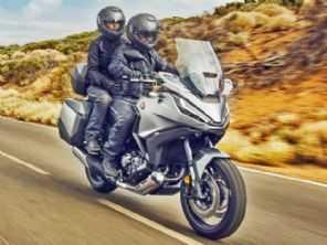 Honda NT1100 é a nova tourer derivada da Africa Twin