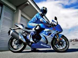 Suzuki lança no Brasil a edição especial da GSX-R1000R nas cores do MotoGP