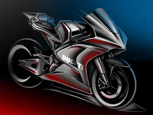 Ducati anuncia que vai produzir motos elétricas para a MotoE