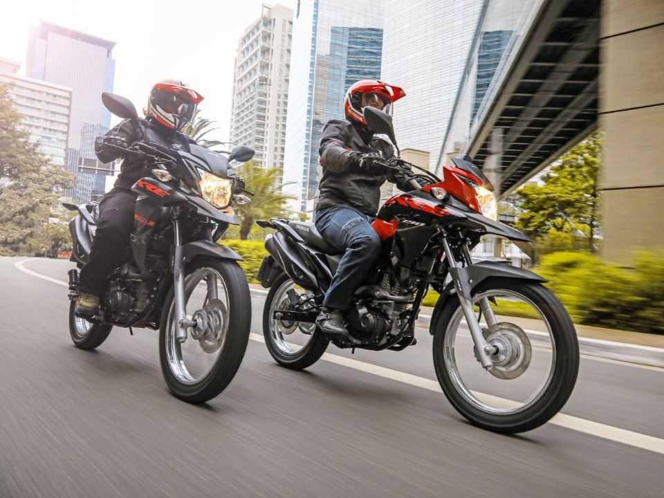 Honda XRE 190 2022