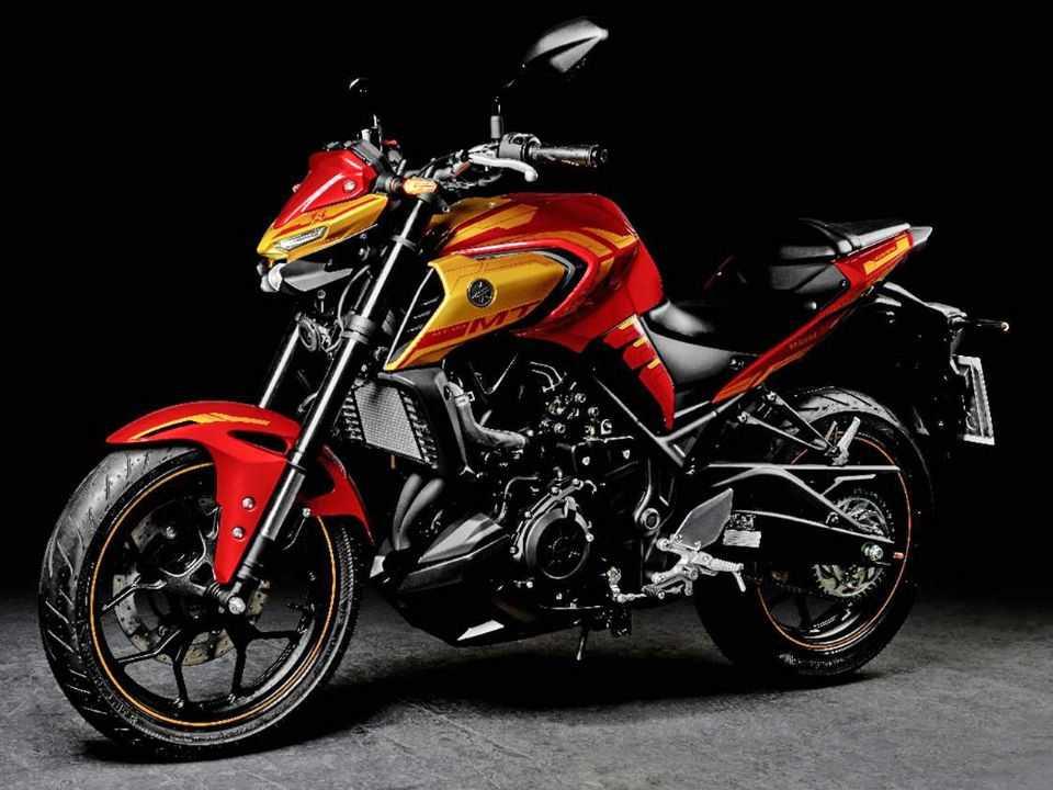 Yamaha MT-03 2022