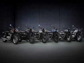 Nova Triumph Bonneville é lançada e confirmada para o Brasil