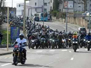 França proíbe corredor e causa a ira dos motociclistas