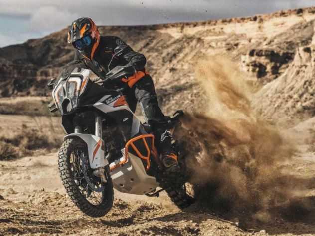 KTM revela a 1290 Super Adventure R