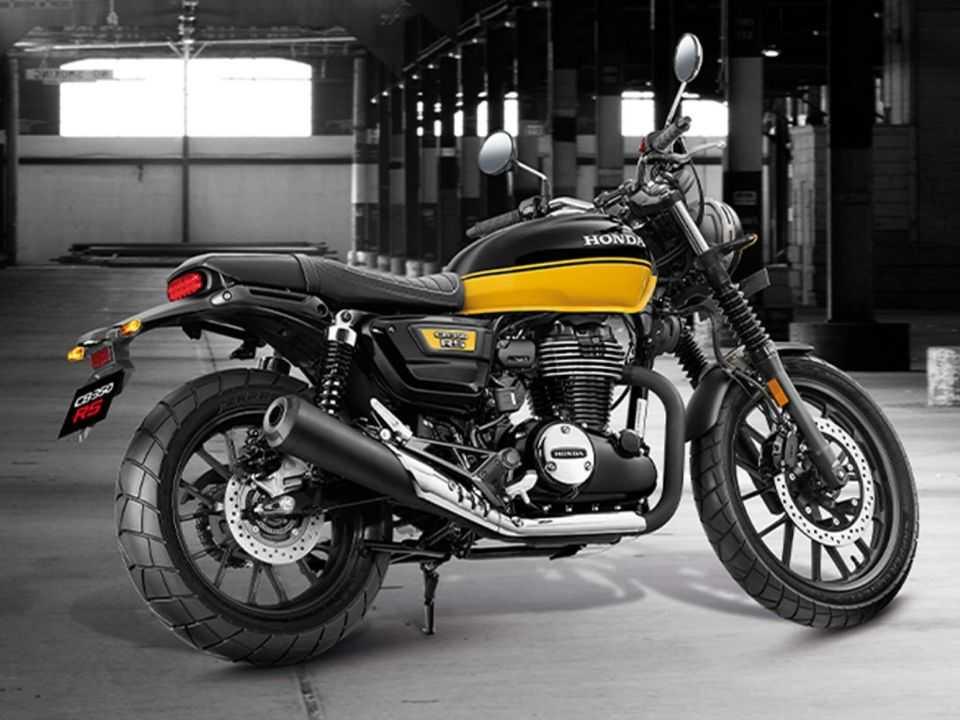 Honda CB 350 RS 2021
