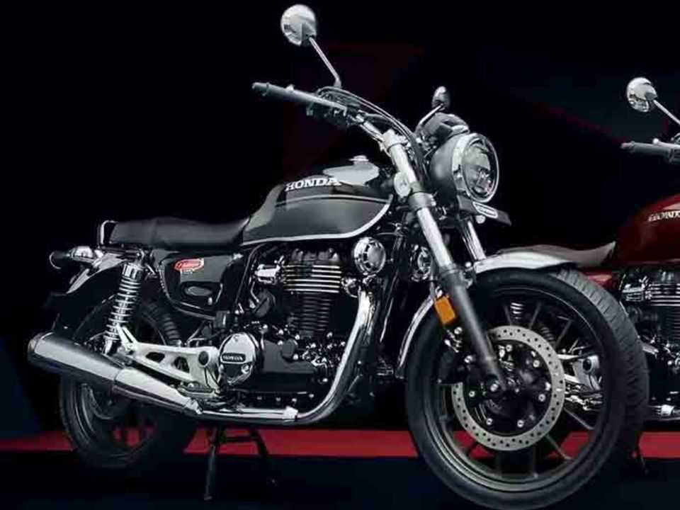 Honda HNess CB 350 2021
