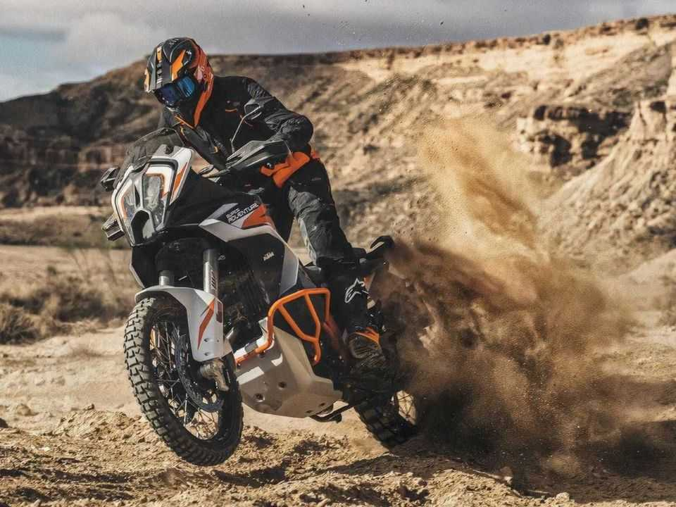 KTM Super Adventure 1290 R 2021