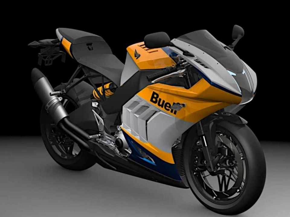 Buell 1190 RX Hammerhead
