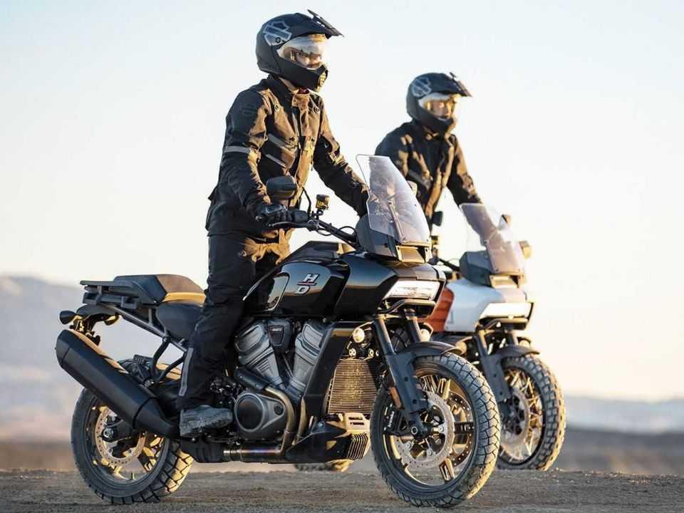 Harley-Davidson Pan America 2022