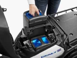 Honda, Yamaha, KTM e Piaggio se unem por padrão de baterias para motos elétricas
