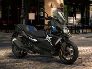 BMW entra na onda dos scooters aventureiros com o C 400 X