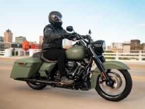 Linha 2021 da Harley-Davidson no Brasil não tem nenhuma moto abaixo de R$ 90 mil