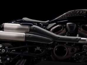 Nova custom da Harley terá motor da Pan America