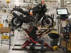 Harley-Davidson dá início à produção da Pan America
