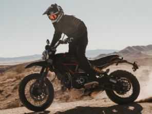 Ducati lança série especial da Scrambler