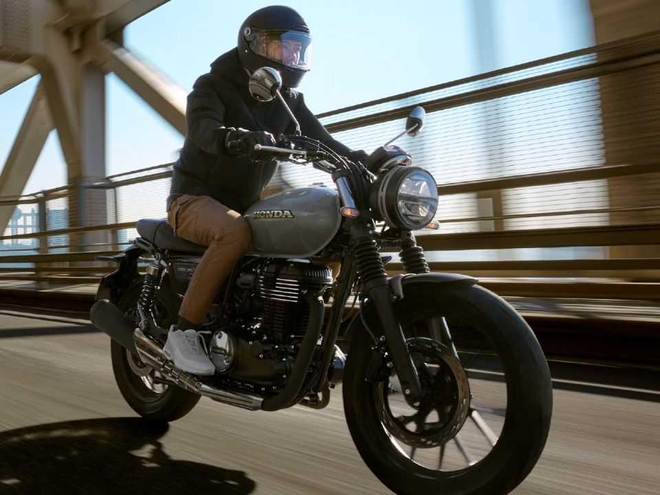 Honda CB 350 chega ao Japão com o nome GB 350