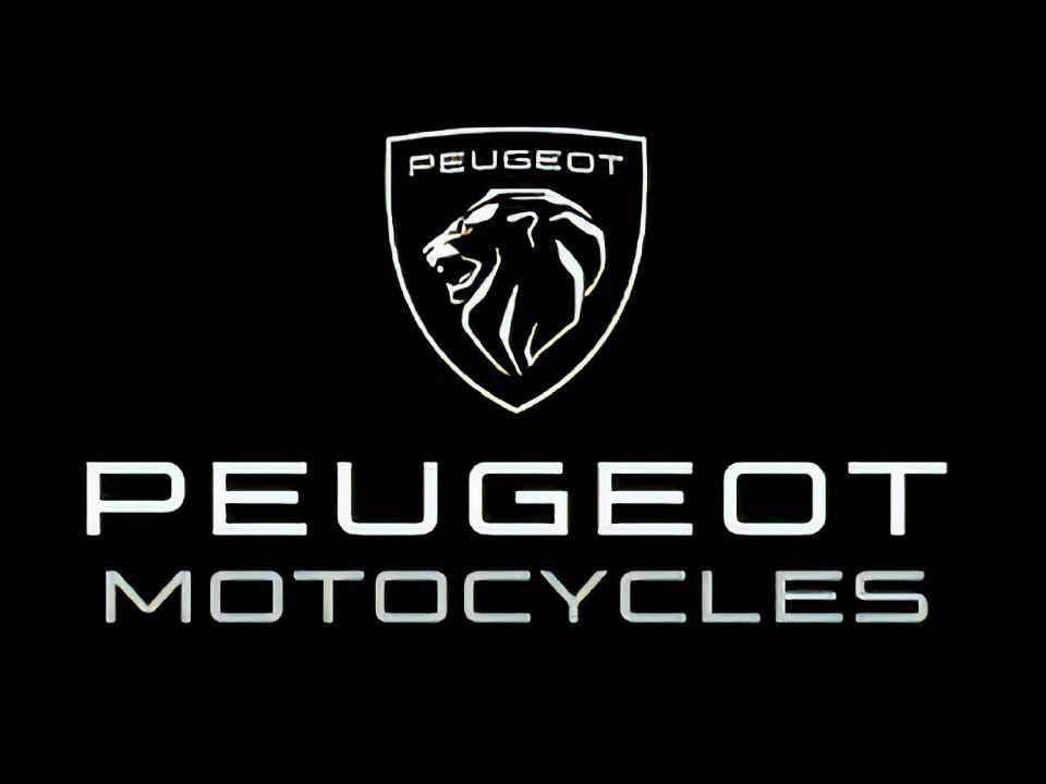 Novo logotipo da Peugeot Motocycles