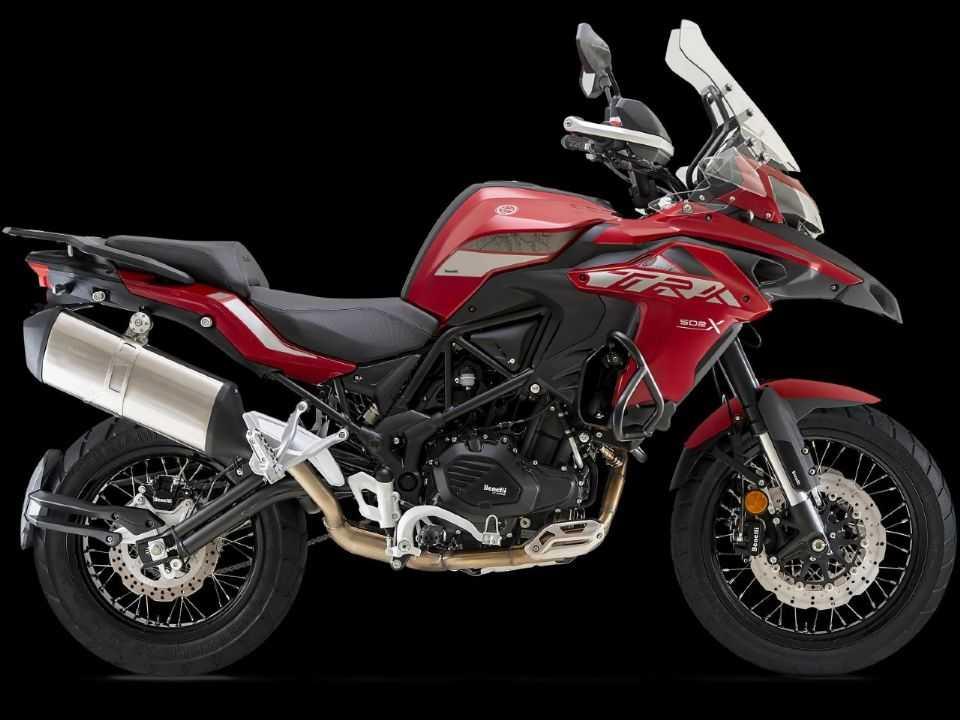 Benelli TRK 502X 2021