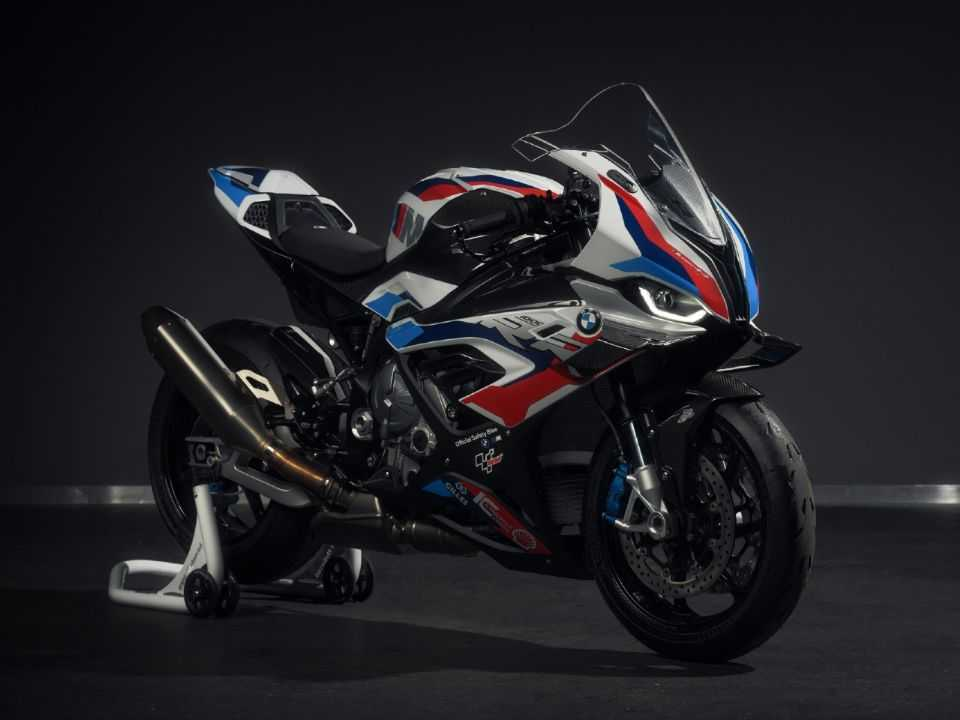 BMW S 1000 RR 2021