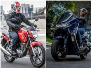 Scooter ou Moto? Entenda as diferenças e veja qual é melhor para você